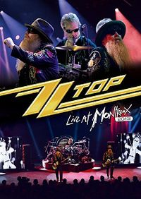 Cover ZZ Top - Live At Montreux 2013 [DVD]